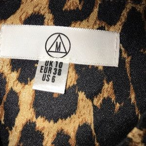 Missguided Jackets & Coats - Leopard print bomber